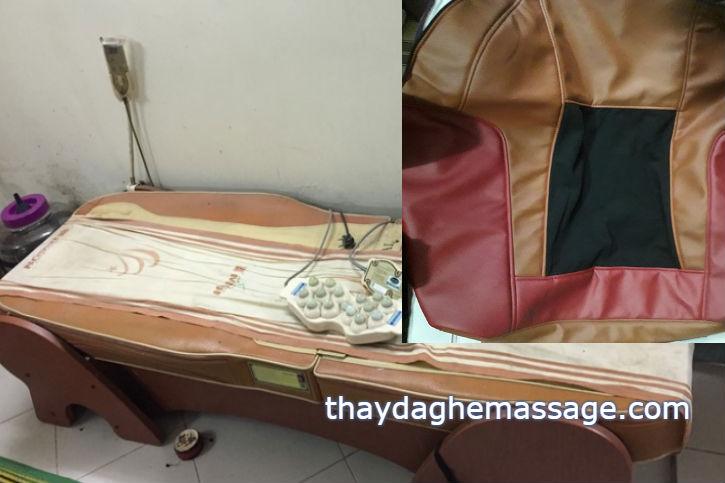 Bao nhiêu tiền một bộ áo da giường massage Hàn Quốc