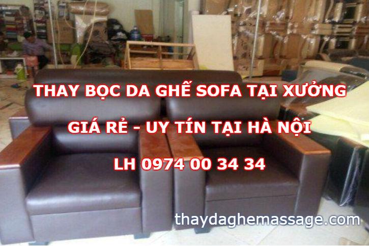 Top 10 xưởng bọc da ghế sofa tại Hà Nội uy tín nhất
