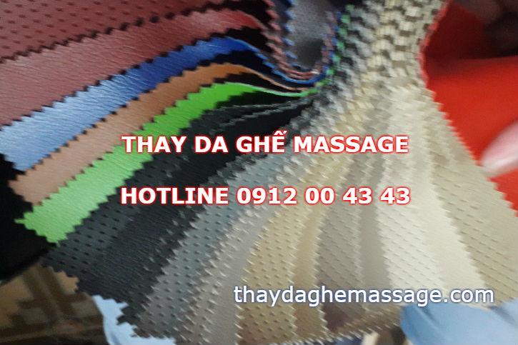Da ghế massage bao nhiêu năm thì bong tróc và hư hỏng