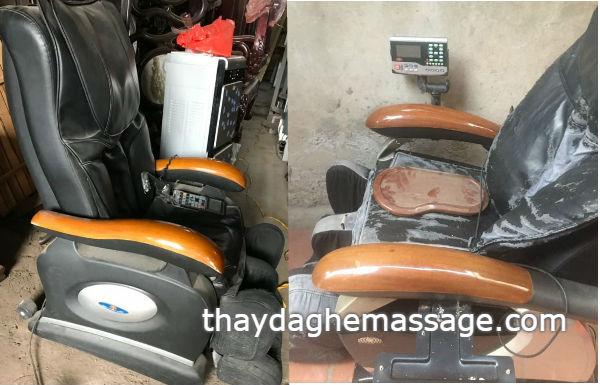 Xưởng may da ghế massage giá rẻ tại Hà Nội ít người biết