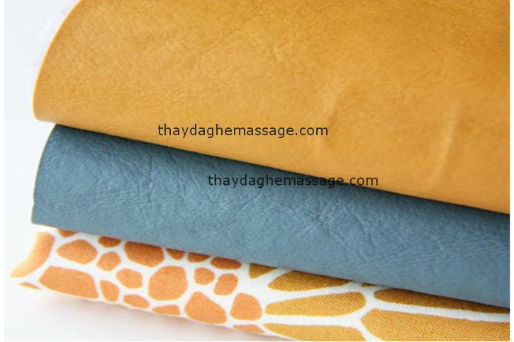 Bọc da ghế massage Dr.care