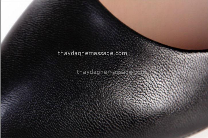 Bọc da ghế massage Buheung