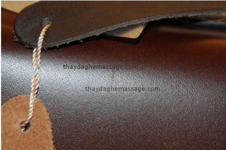 Bọc da ghế massage Osim
