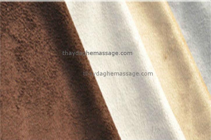 Thay áo da ghế massage ở quận Bình Tân